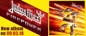 Pre-order Judas Priest's new album 'Firepower' now! Special campaign on the back catalogue!