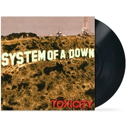 System Of A Down LPs!